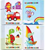"""Incredible Value Coloring Books for Kids - Epic Bulk Party Pack of 24 Awesome Coloring Books 5""""x7"""" With Animated…"""