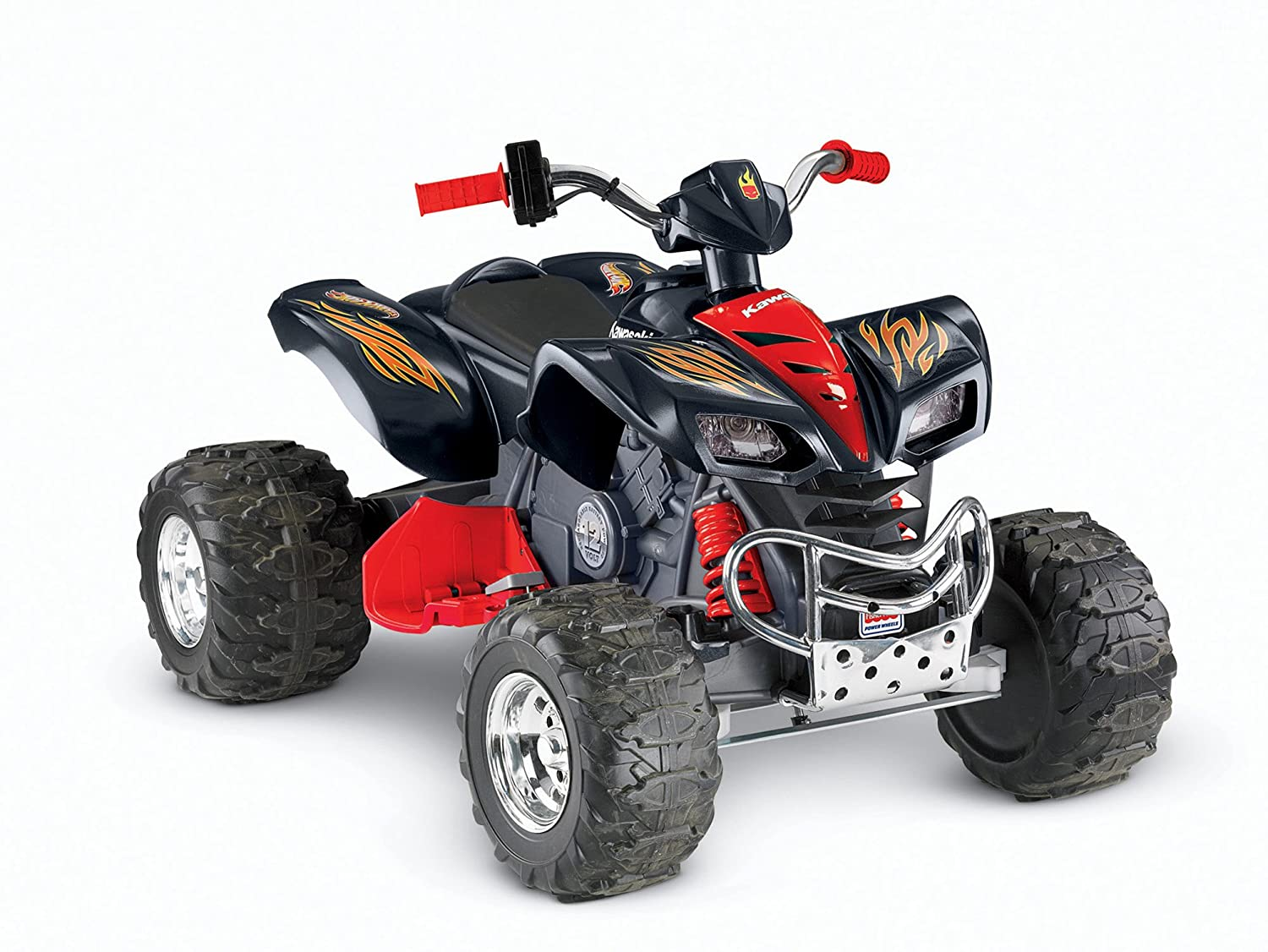 Power Wheels Kawasaki KFX, Hot Wheels
