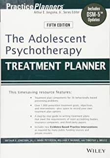 Amazon Com The Complete Adult Psychotherapy Treatment Planner