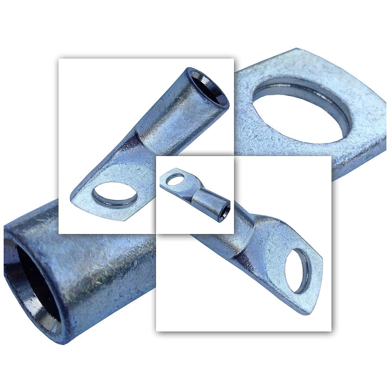 Capocorda 25mmq M5 4x anello press occhiello