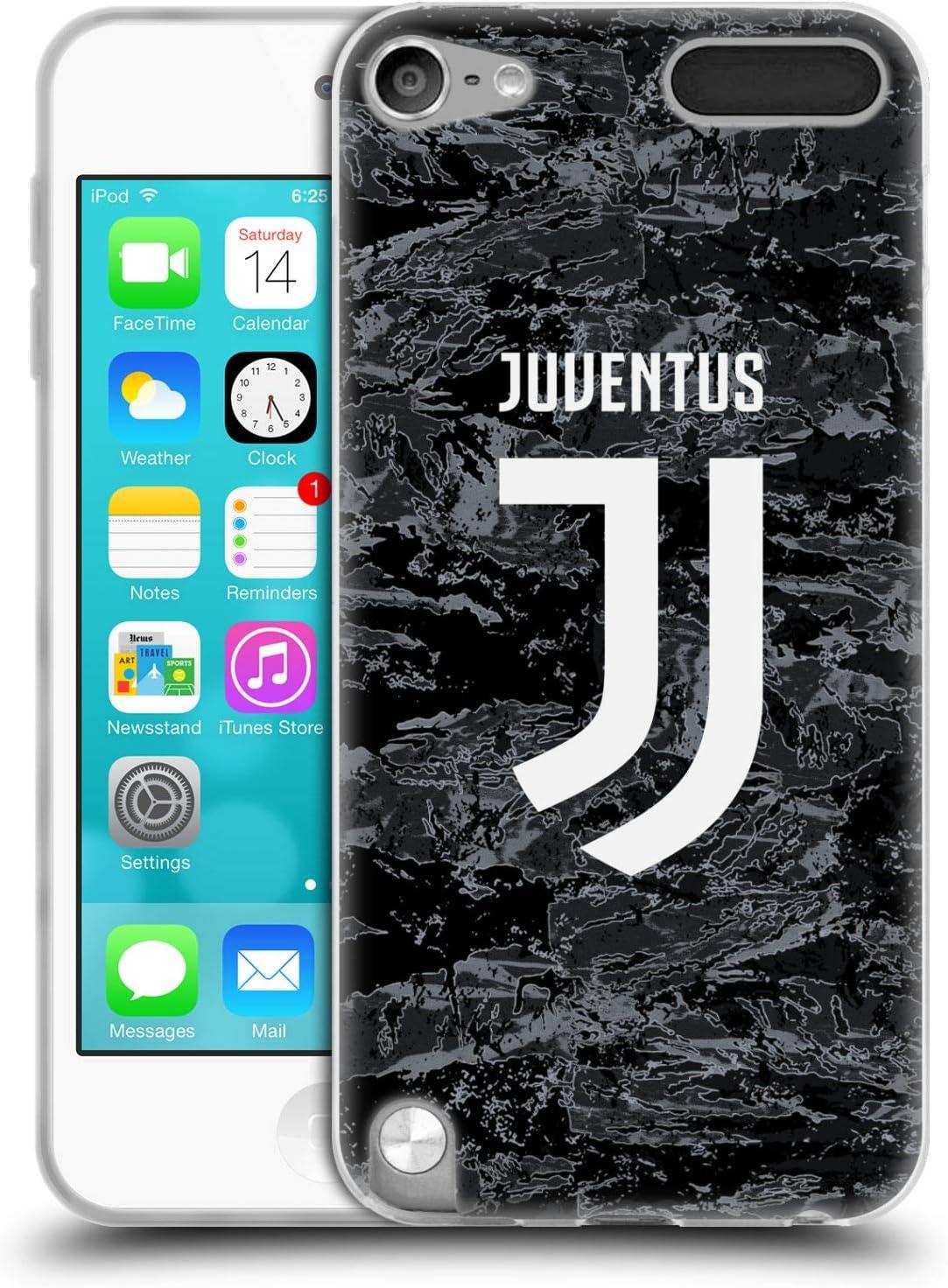 Head Case Designs Offizielle Juventus Football Club Home 2019//20 Race Kit Soft Gel Huelle kompatibel mit Apple iPod Touch 5G 5th Gen
