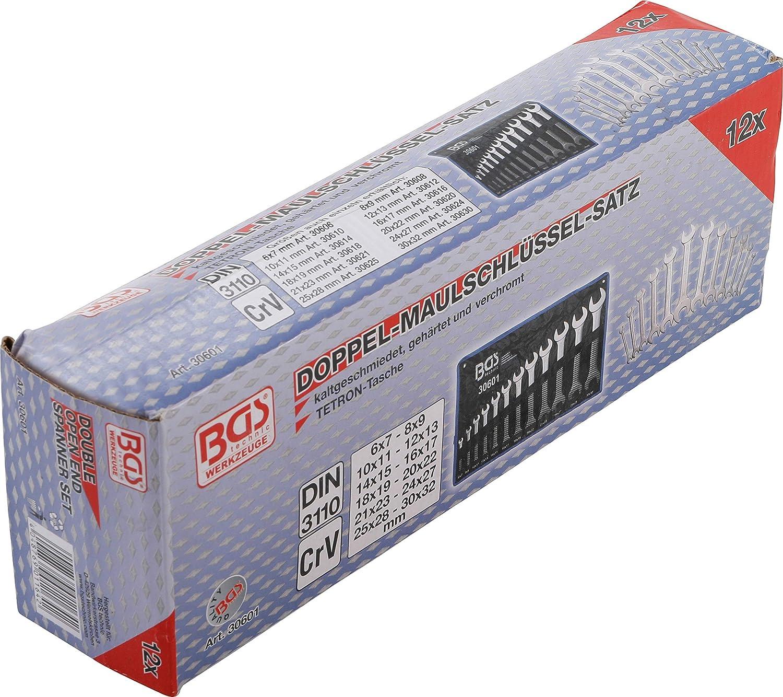 Cl/é plate BGS 30614 14x15 mm