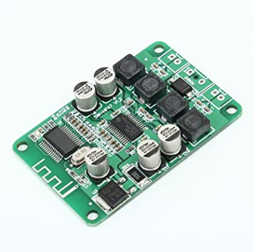 TPA3110 2x30W Bluetooth 4.2 Digital Stereo Audio Power Amplifier Board DTE