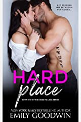 Hard Place: an enemies to lovers office romance Kindle Edition