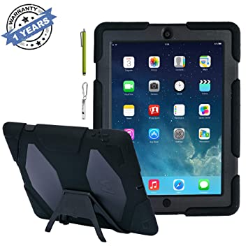 Amazon.com: iPad 2 3 4 Case: Computers & Accessories