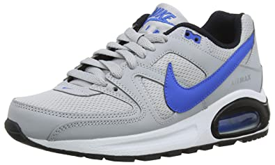 1d04d1333aa2 NIKE Girls  Air Max Command Flex (Gs) Running Shoes  Amazon.co.uk ...