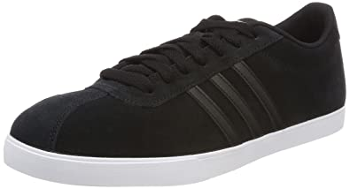 reputable site 79e8c 8c64e adidas Courtset, Baskets Femme, Noir Core Black Copper Metallic 0, 36 2