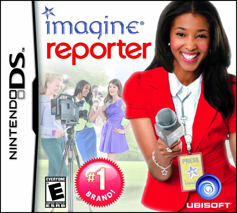 Imagine: Reporter - Nintendo DS