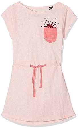 bb3784090b53c8 O'Neill Apres Surf Streetwear Vêtements Robe pour Fille 104 cm Tropical  Peach
