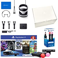 PlayStation VR2 MegaPack 2 Astro Bot + Skyrim V + Resident Evil 7 + Everybody's Golf + VR Worlds + Twin Move Controllers…