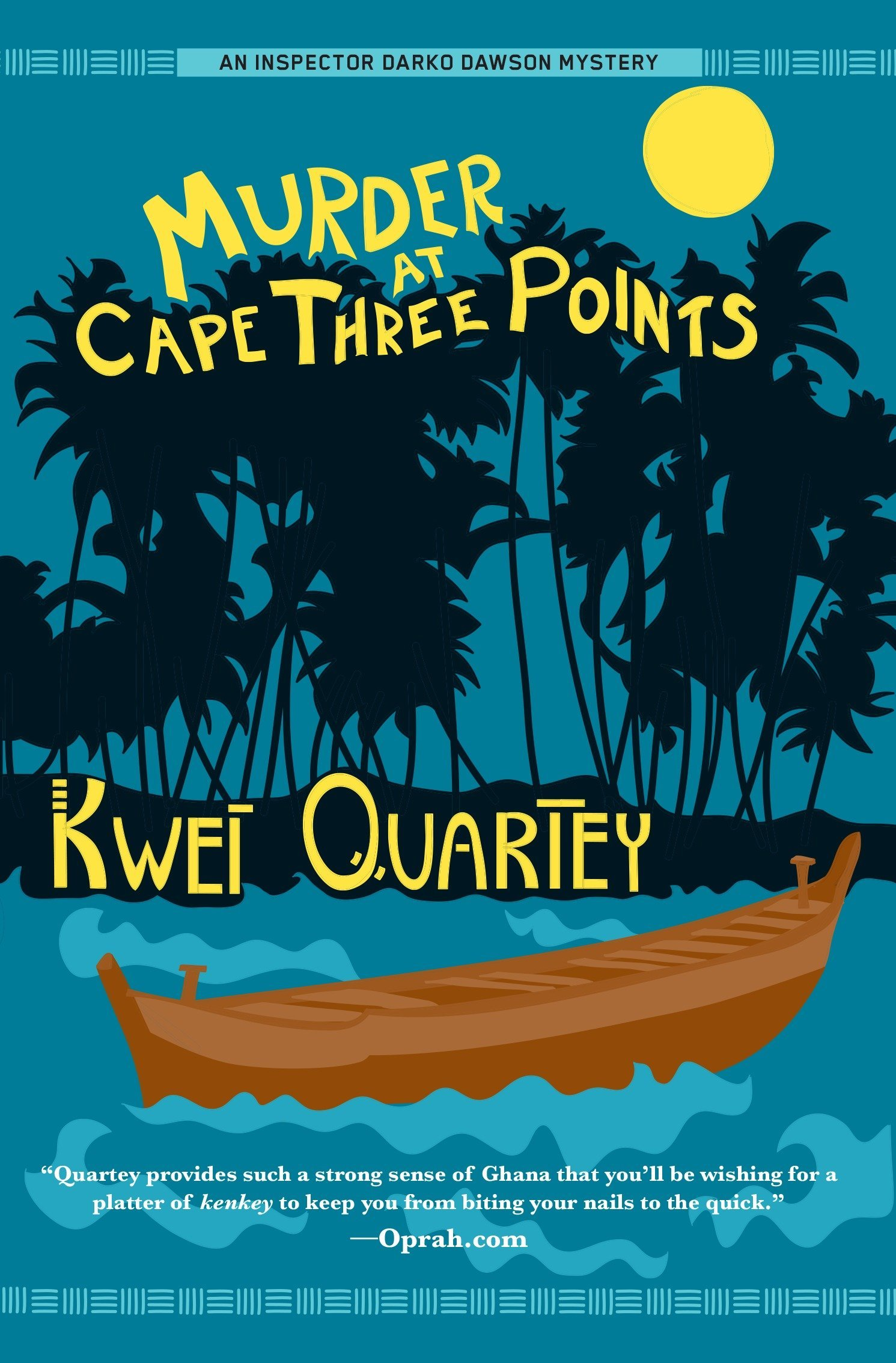 Murder at Cape Three Points (A Darko Dawson Mystery, Band 3)