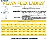 Cressi Playa Flex Lady 3mm, Black/Azure, M