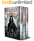 Vampire for Hire: First Three Novels