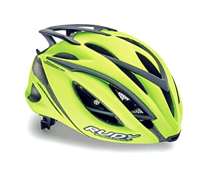 Rudy Project Race Master para Bicicleta de Carretera Casco - Yellow ...