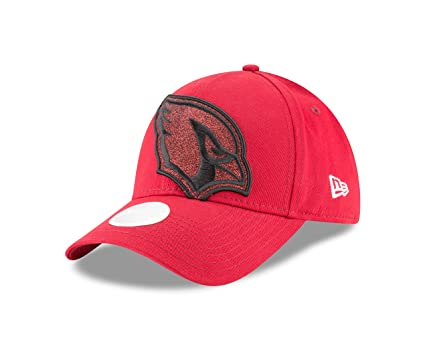 903ee082 Amazon.com : New Era NFL Arizona Cardinals Women's Glitter Glam 3 ...