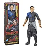 Marvel Hasbro Titan Hero Series Shang-Chi and The Legend of The Ten Rings Action Figure 12-inch Toy Wenwu for Kids Age 4 and