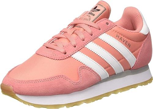 Haven Weiß Rosa Neu Sneaker Schuhe Damen Grau Adidas