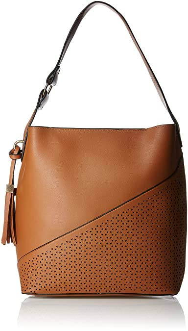 f1f4648812 Alessia74 Women s Handbag (Tan)  Amazon.in  Shoes   Handbags