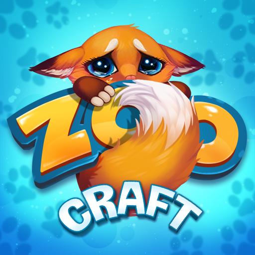 Make Animal Crafts - ZooCraft: Animal Family