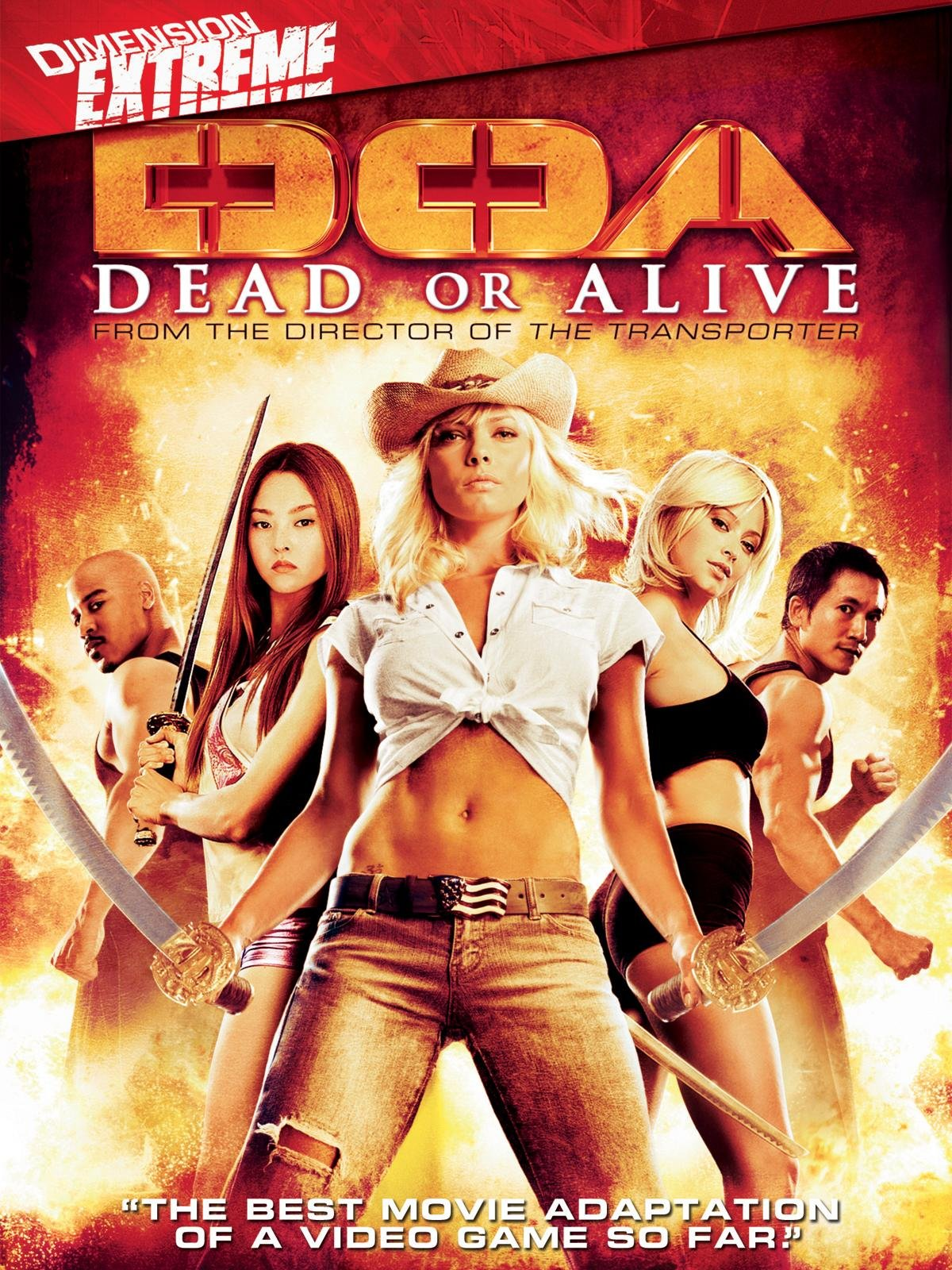 Amazon Com Watch Doa Dead Or Alive Prime Video