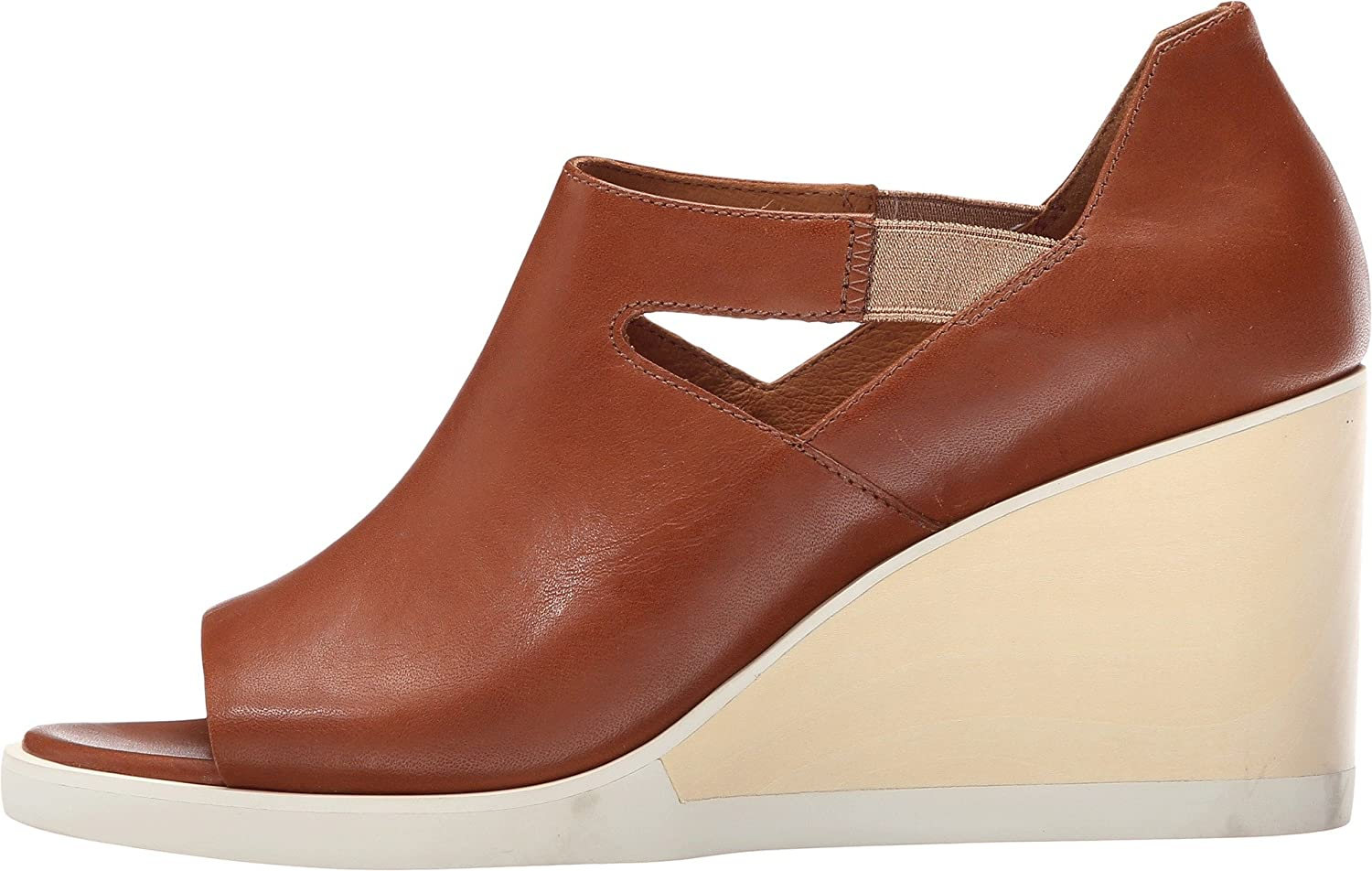 Camper Women's Limi Wedge Sandals B011BCWN0U 10 B(M) US|Medium Brown
