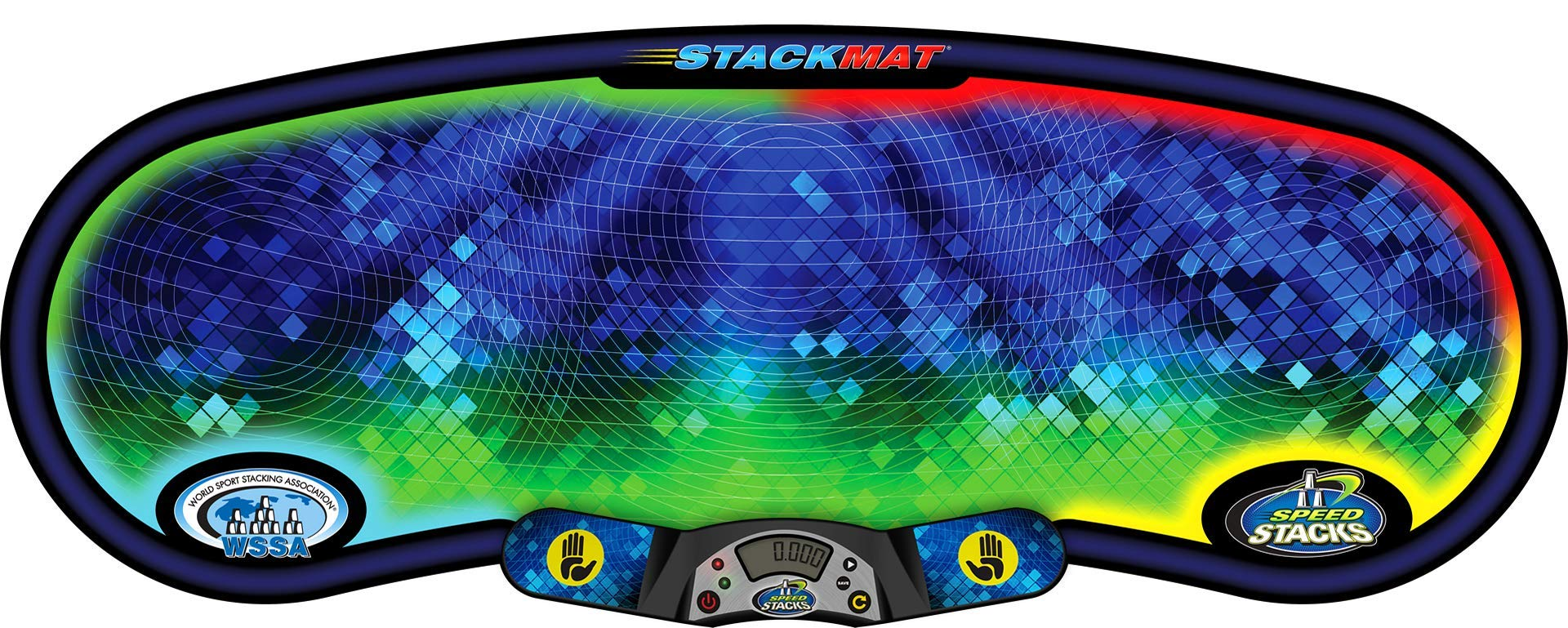 Speed Stacks G4 STACKMAT - Voxel Glow