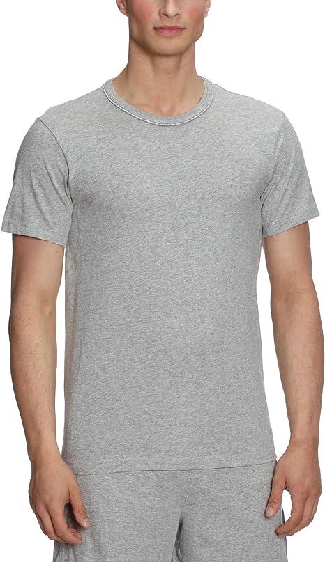 Calvin Klein CK One - Sleepwear - S/S PJ Top Camiseta para Hombre: Amazon.es: Ropa y accesorios