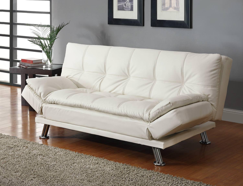 Dilleston Sleeper Sofa Bed Black