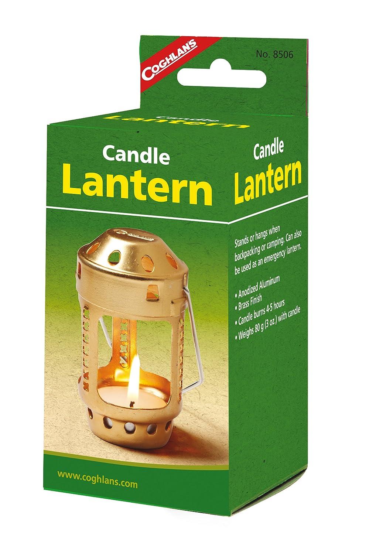 Coghlans Candle Lantern Gold