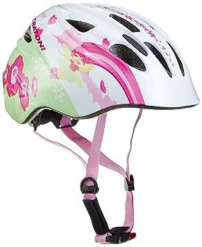 Cratoni Akino - Casco para Bicicleta de niñas, niña, Akino, Fay ...
