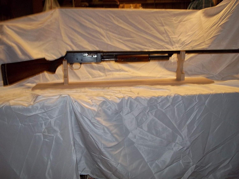 Amazon.com: Perchero hecho a mano estilo manillar para rifle ...