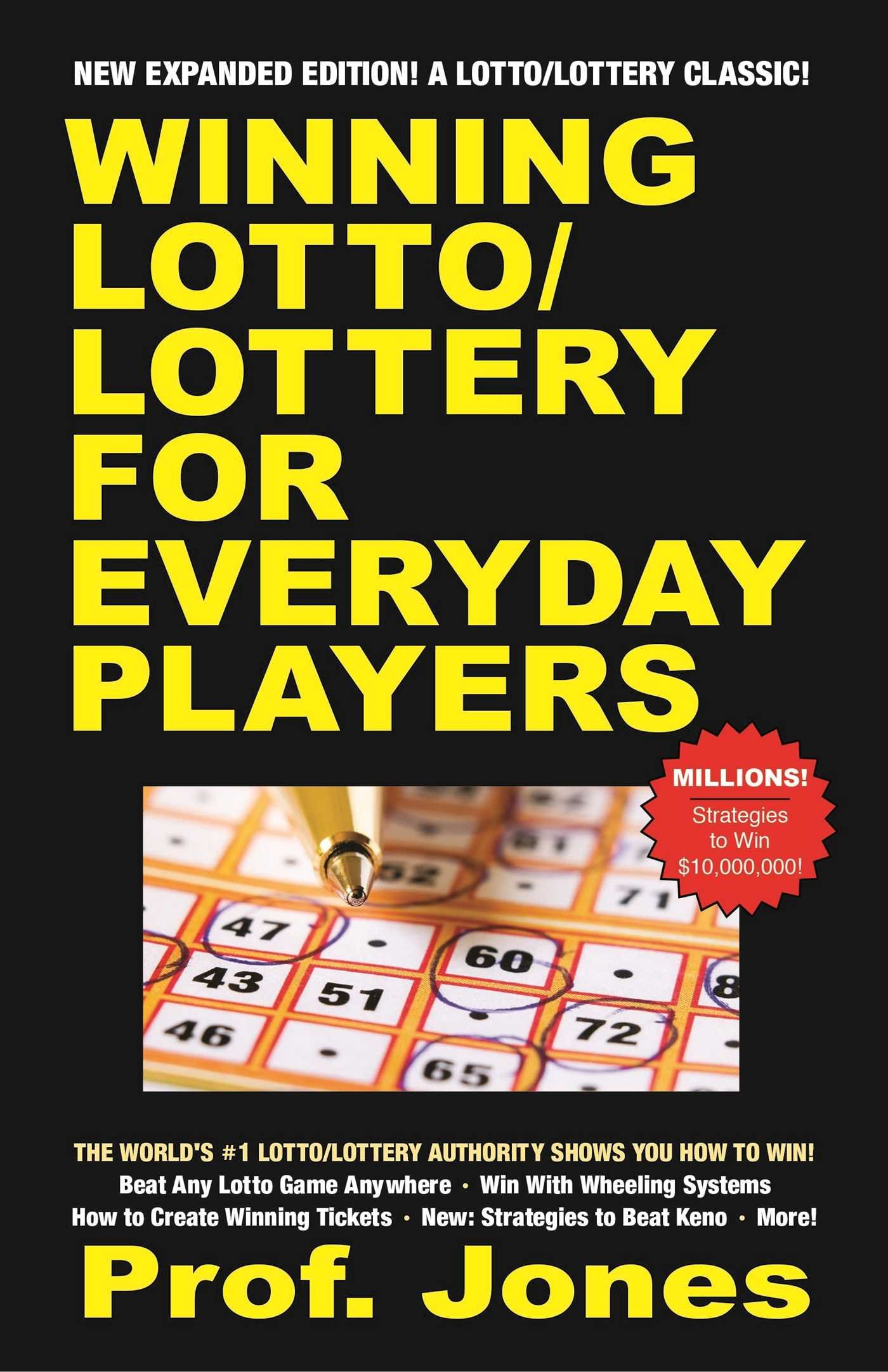 A Players Guide to Lotto Strategies, Second Edition