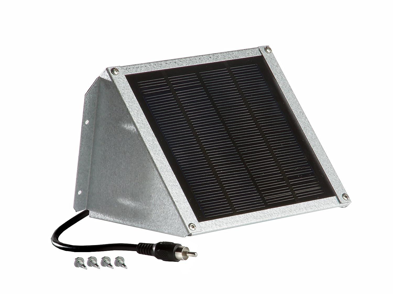 Sweeney Feeders Solar Charger for Directional Feeders 12 Volt 2 Watt