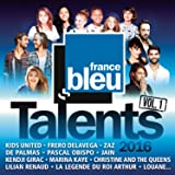 Talents France Bleu 2016, Vol. 1