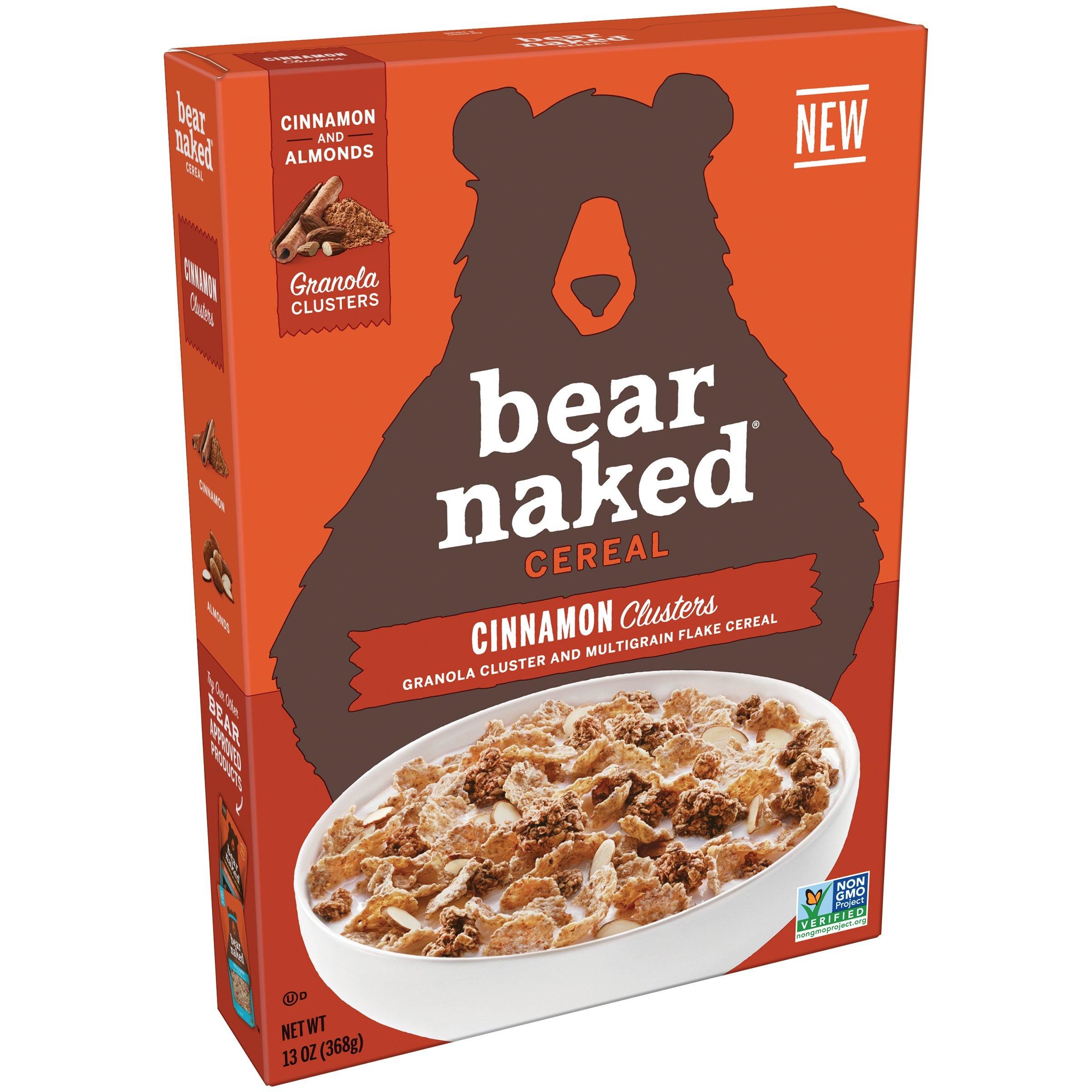 Bear Naked Cinnamon Clusters, 13 Ounce