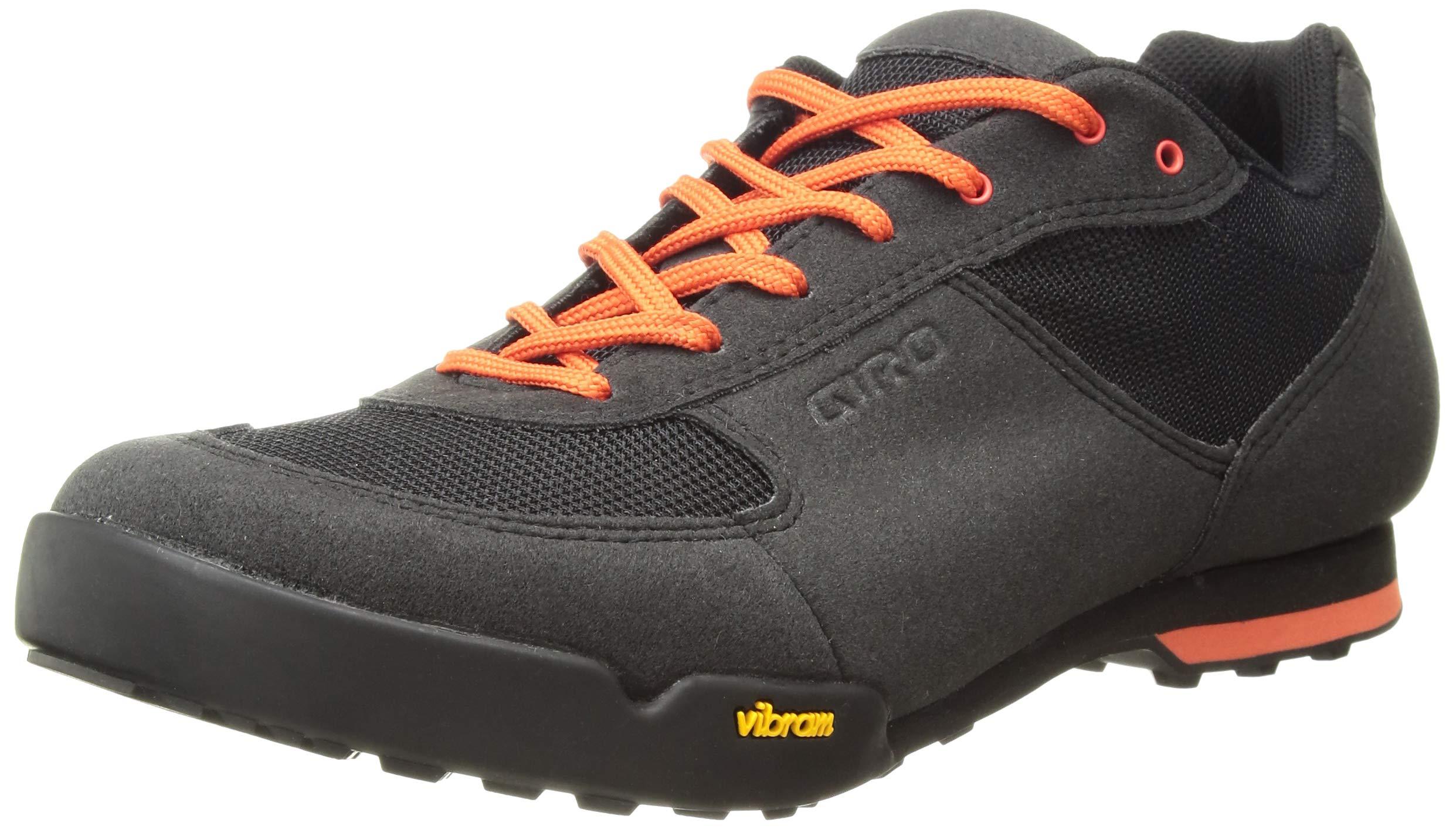 Giro Rumble Vr MTB Shoes Black/Glowing Red 42