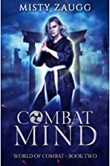 Combat Mind (World of Combat Dystopia Book 2) Kindle Edition