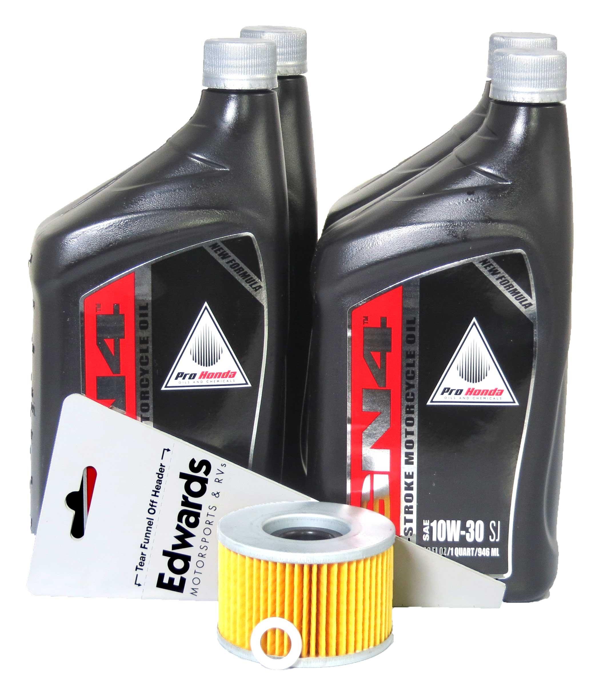 2014-2018 Honda Pioneer 700 Oil Change Kit