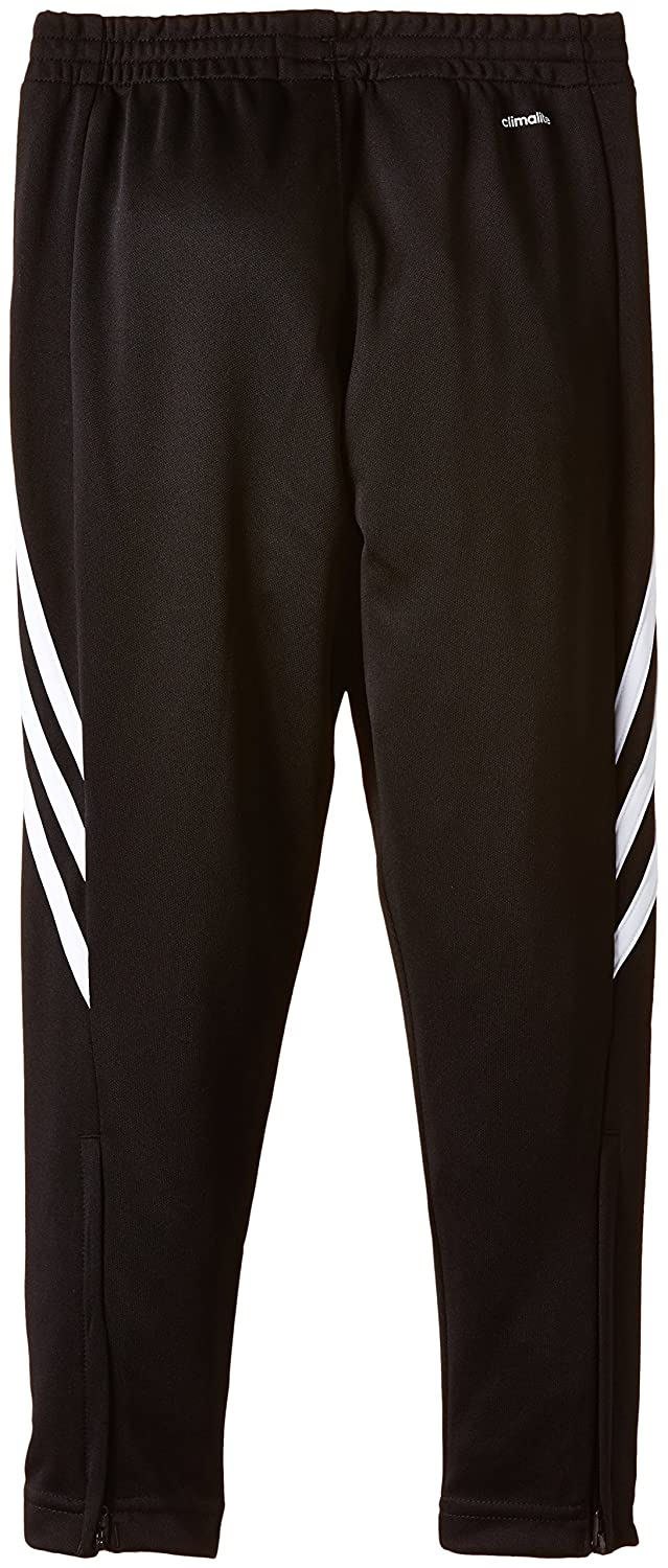 824ecdae Amazon.com : Adidas Sereno 14 Training Skinny Pants (Youth) - Black ...