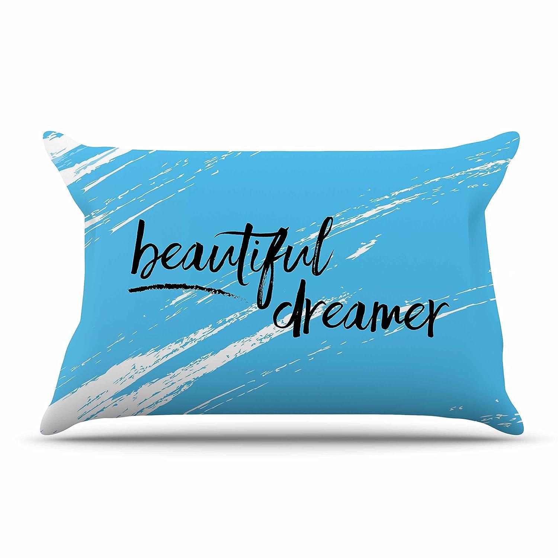 Kess InHouse NL Designs Beautiful Dreamer Featherweight Sham 30 X 20