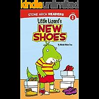 Little Lizard's New Shoes (Little Lizards)