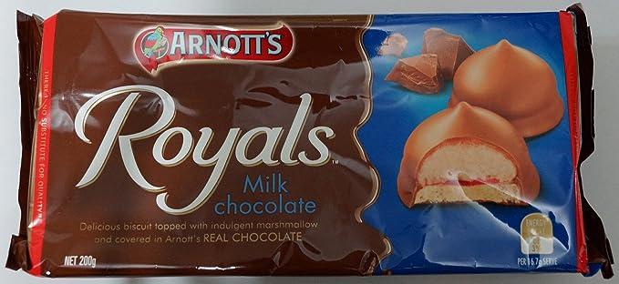 Arnotts Royals de Leche 200g