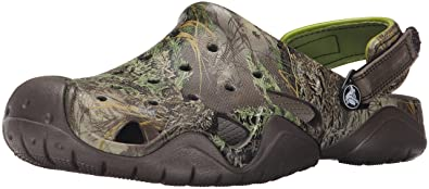Men's Swiftwater Realtree Max-1 Clog Mule