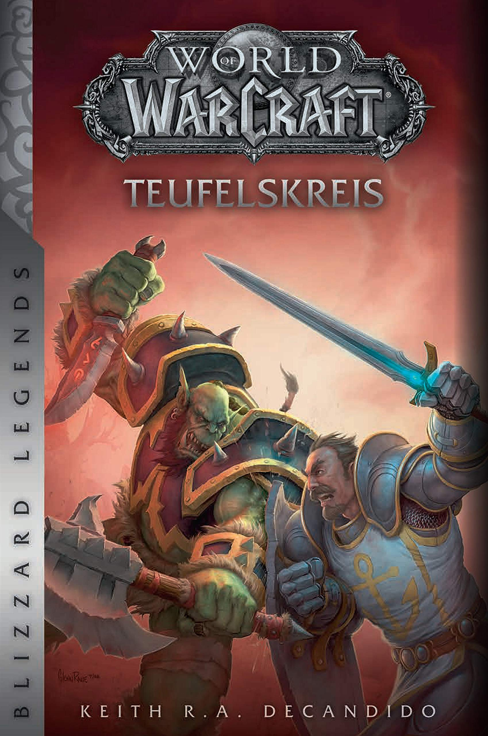 World Of Warcraft Teufelskreis Blizzard Legends Amazonde