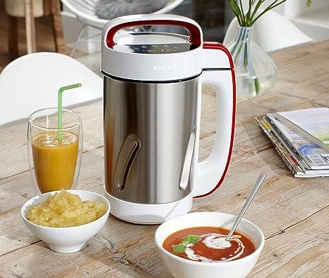 Philips HR2200/80 - Robot cocina para sopas y cremas, Más que ...