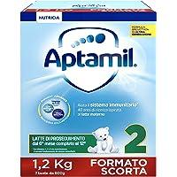 Aptamil 2 Latte di Proseguimento in Polvere - 3 Confezioni da 1,2kg