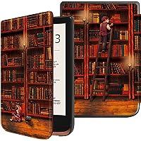 FINTIE Cienkie etui do Pocketbook Touch HD 3 / Touch Lux 4 / Basic Lux 2 czytnik e-booków - najwyższej jakości lekki…