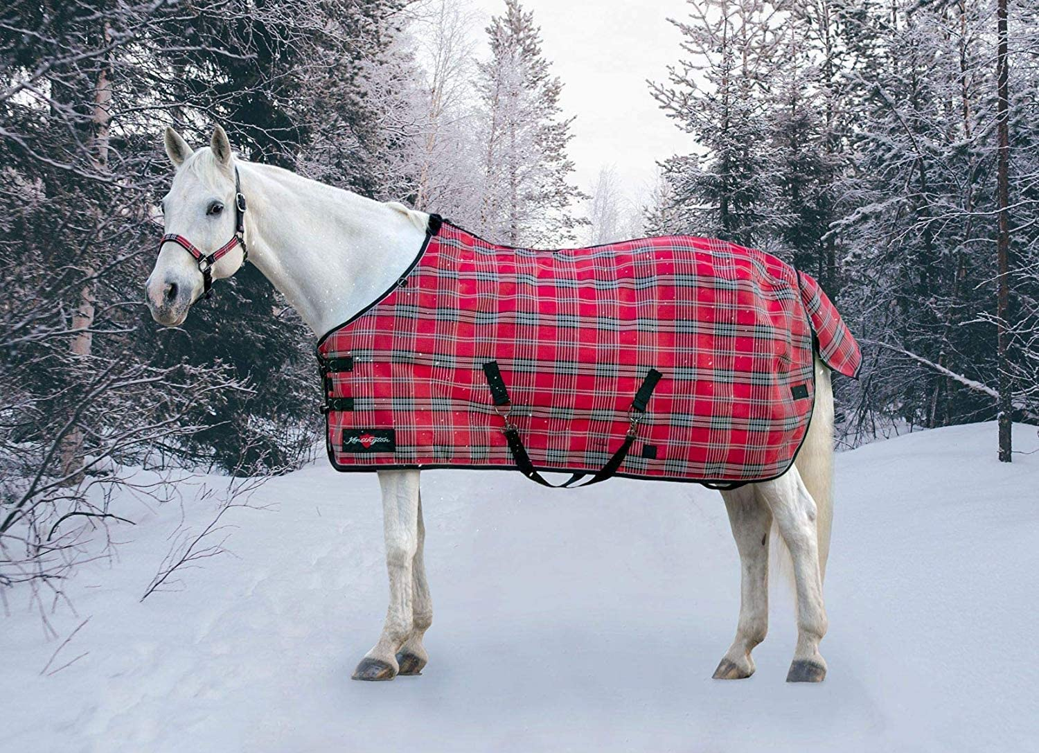 Breathable and Insulated Horse Turnout Rug for Your Horse /— Perfect for Sub-Zero Weather 300g SuperMesh Horse Turnout Blanket by Kensington /— Waterproof