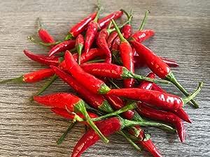 Fresh Thai Red Chilli (Pack of 2)