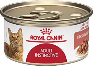 Royal Canin Feline Health Nutrition Adult Instinctive Canned Cat Food